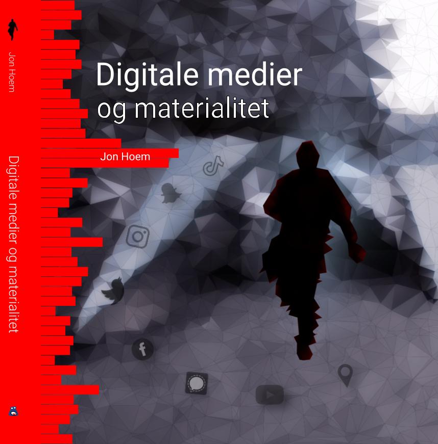 Omslag - Digitale medier og matyerialitet