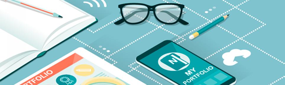 Formative assessment through digital portfolios