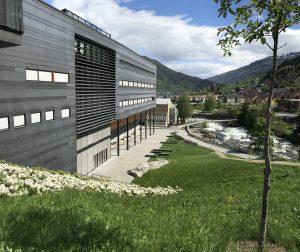 Høgskulebygget i Sogndal